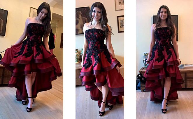 Юдашкин выпускное платье