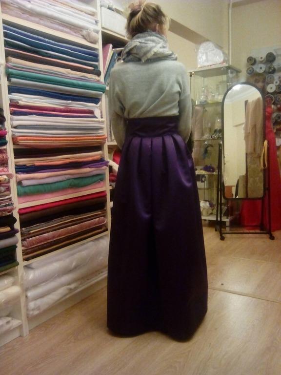 Сколько стоит пошить юбку на заказ